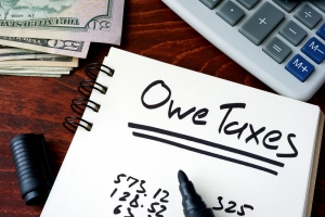 tax deficiency and criminal defense for tax evasion