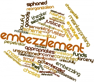 embezzlement and white collar criminal defense