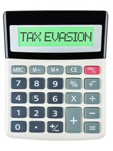 tax evasion and white collar criminal defense