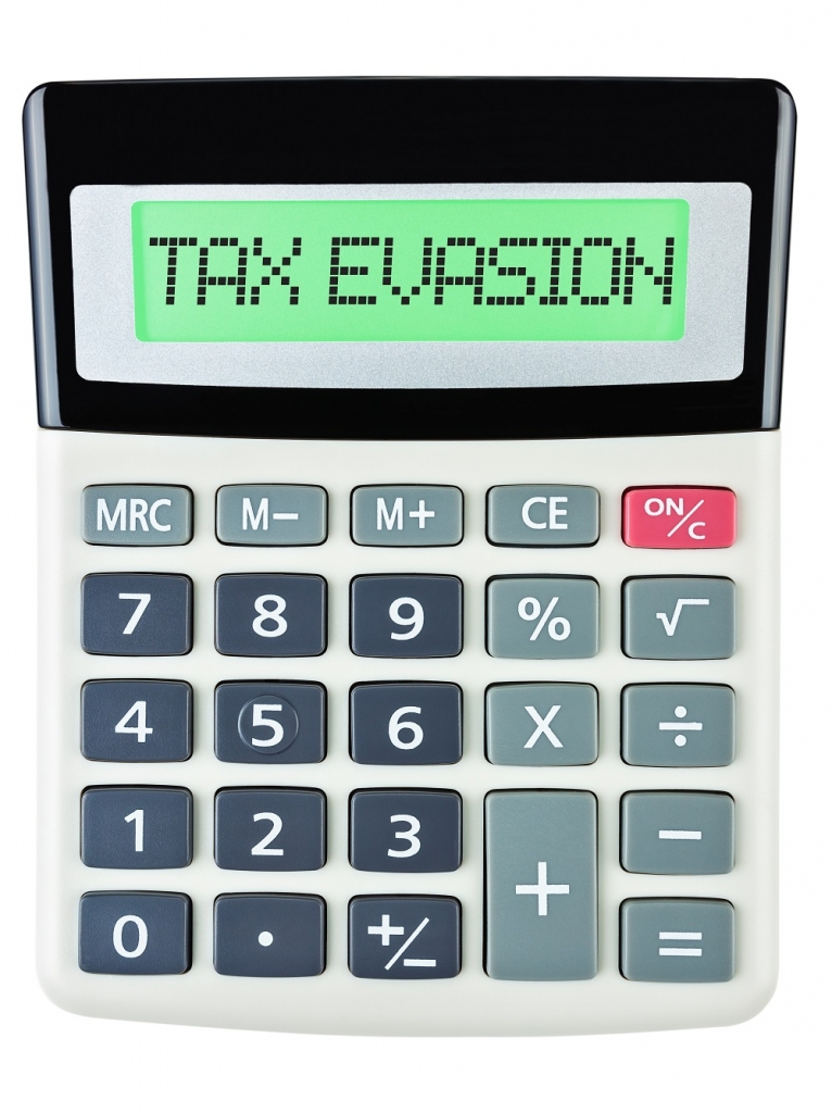 introduction to criminal defense for tax evasion