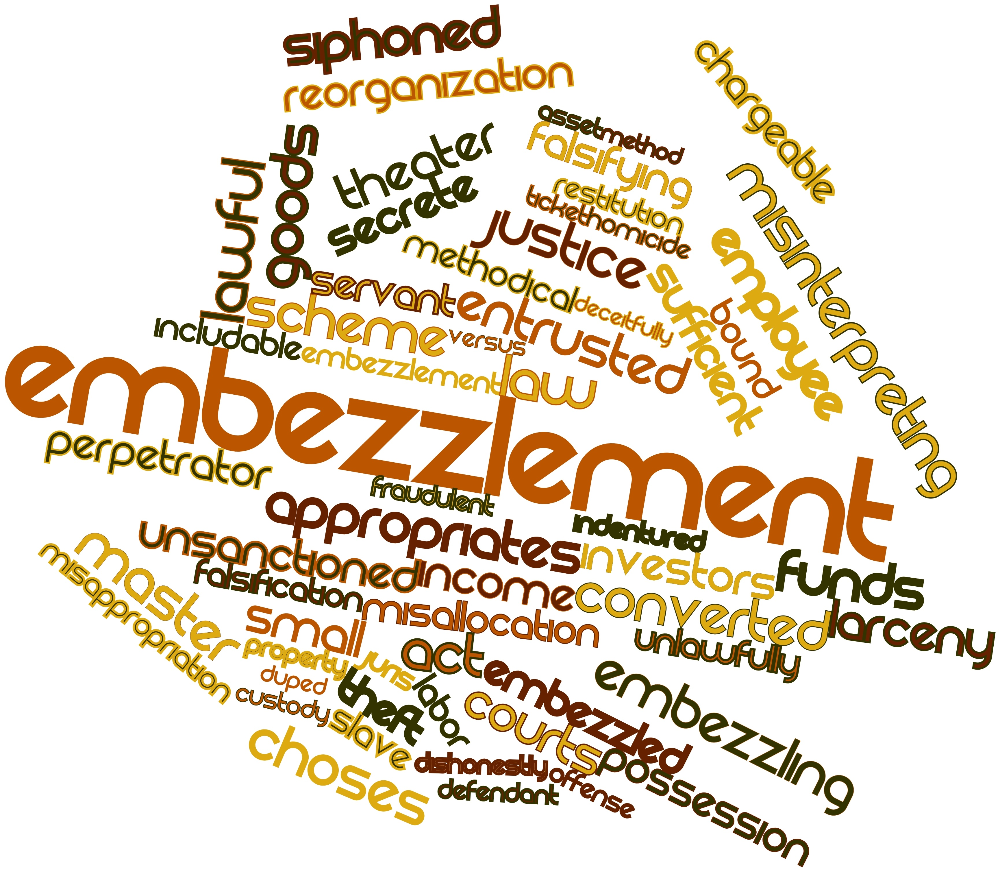 Embezzlement and Relevant Laws in Arizona
