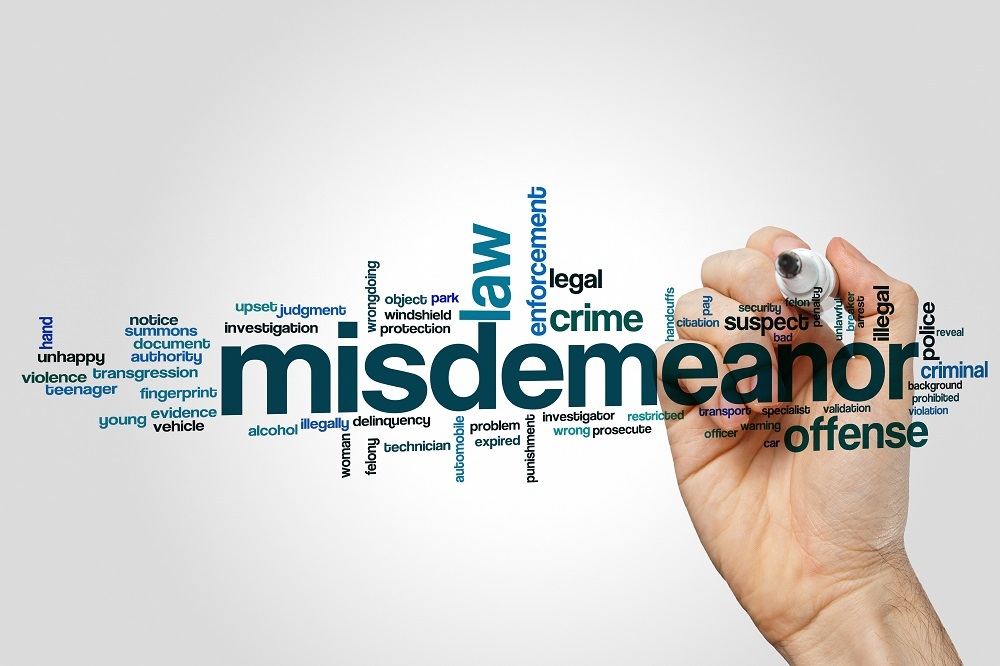 Understanding Arizona Misdemeanor Classes