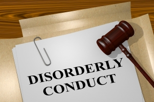 what is a disorderly conduct charge