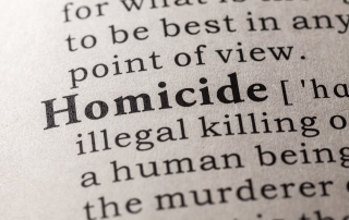 negligent homicide arizona