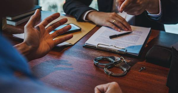 Protection from Self Incrimination When in Custody
